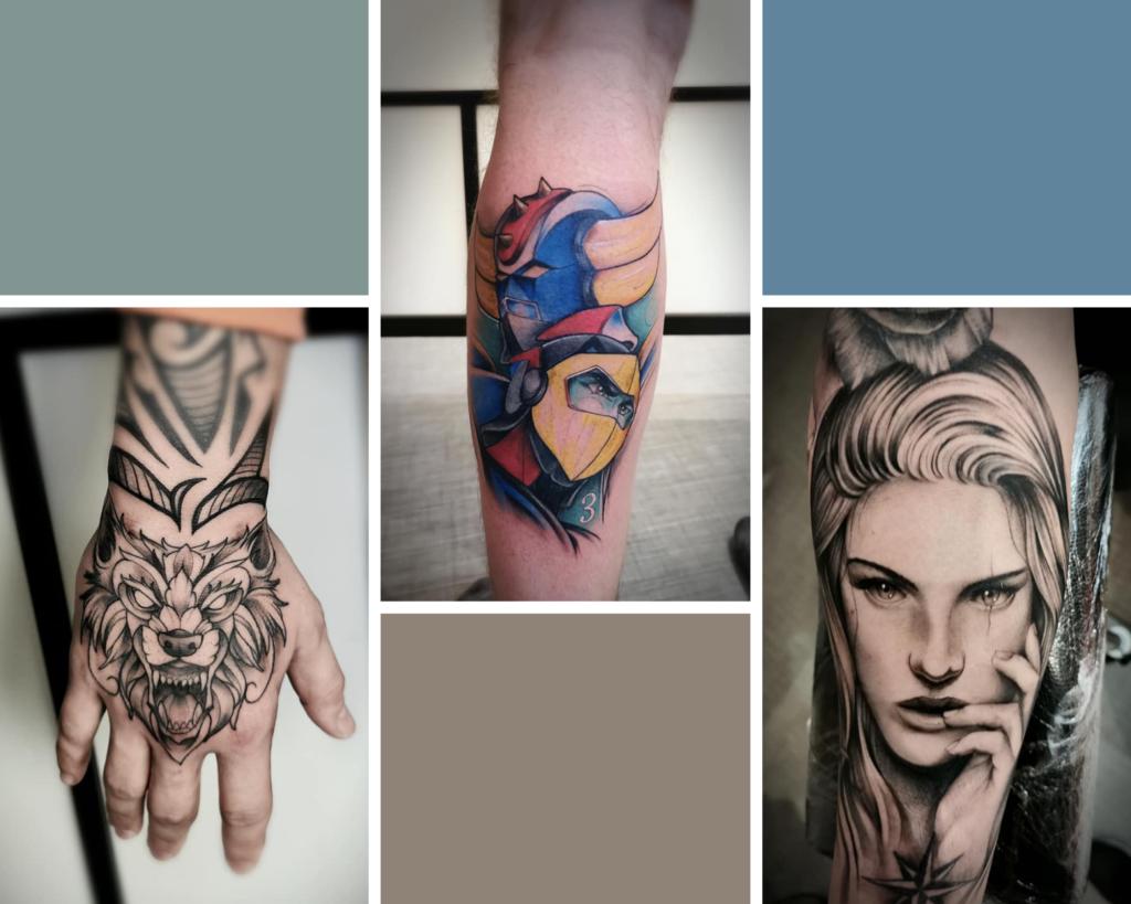 tatouage inside rouen